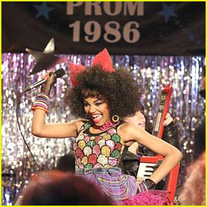 China McClain: '80s Prom on 'A.N.T. Farm'!