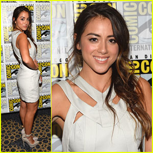Chloe Bennet: 'Agents of S.H.I.E.L.D.' Panel at Comic-Con