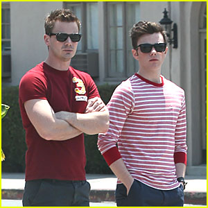 Chris Colfer: Fourth of