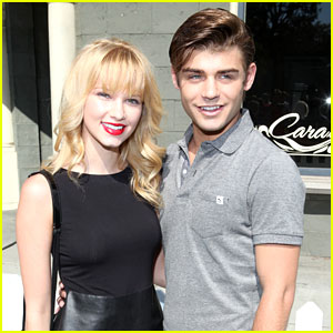 Claudia Lee & Garrett Clayton: Power of Youth 2013
