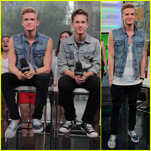 Cody Simpson: MuchMusic Stop with Ryan Beatty!