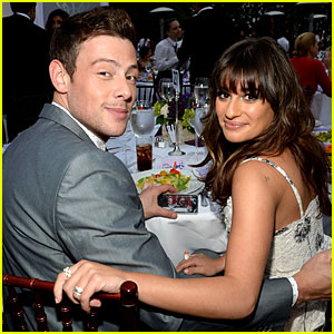 Cory Monteith & Lea Michele Were Reportedly 'Close' to Getting Married