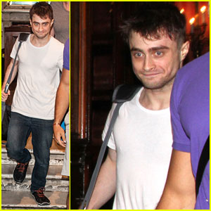 Daniel Radcliffe Returning to 'Young Doctor�s Notebook'