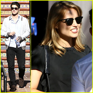Dianna Agron & Darren Criss: 'Glee' Cast Reunites After ...