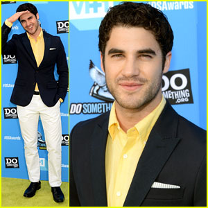 Darren Criss: Do Something Awards 2013