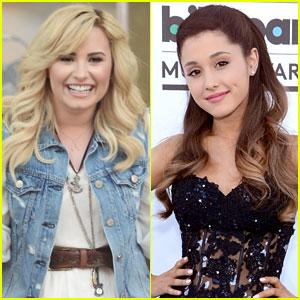 Demi Lovato Confirms Collaboration with Ariana Grande!