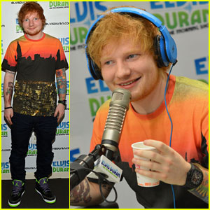 Ed Sheeran Freestyles Britney Spears' 'Baby One More Time'