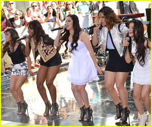 Fifth Harmony: Today Show Performance & Pics!