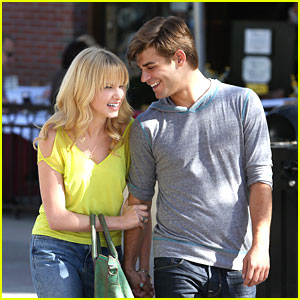 Garrett Clayton & Claudia Lee: Holding Hands in Santa Monica