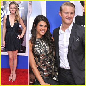 Alexander Ludwig: 'Grown Ups 2' Premiere with Halston Sage