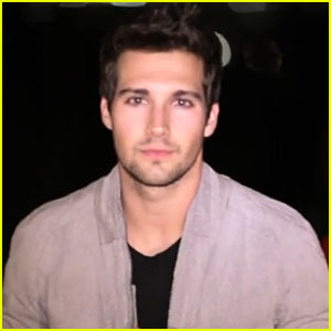 James Maslow Covers 'Love Somebody' - Watch Now!