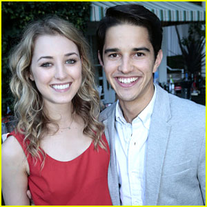 Ella Rae Peck & Joseph Haro: 'Welcome To The Family' at TCA 2013