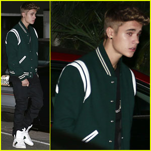 Justin Bieber Attends Selena Gomez's 21st Birthday Party!