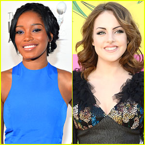 Keke Palmer & Elizabeth Gillies Join Horror Flick 'Animal'