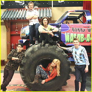 Truckasaurus Monday Mayhem on Disney XD -- All New 'Kickin' It' & 'Lab Rats'!