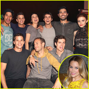 Teen Wolf Cast & Lauren Conrad: Young Hollywood Awards 2013 Honorees!