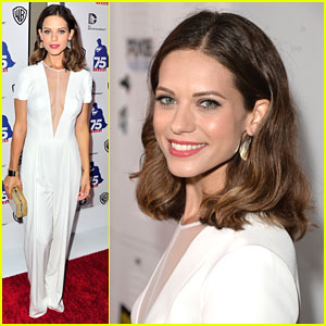 Lyndsy Fonseca: Superman 75 Party Pretty