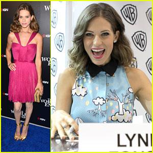 Lyndsy Fonseca Talks 'Nikita' Final Season at Comic-Con