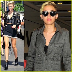 Miley Cyrus: My Collaboration with Justin Bieber is 'Top Secret'