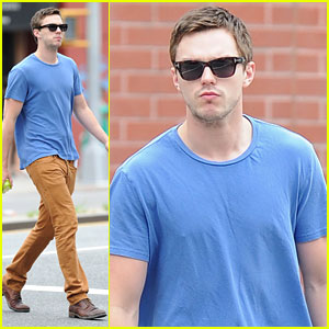 Nicholas Hoult: Thanks for the 'Warm Bodies' Teen Choice Nomination!