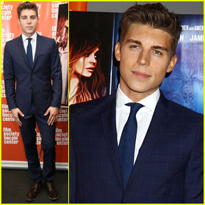 Nolan Gerard Funk: 'The Canyons' NYC Premiere