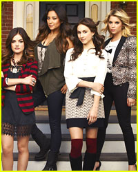 Pretty Little Liars: See Pics from the Season Four Finale