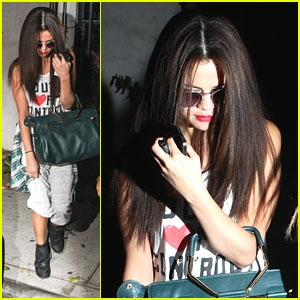 Selena Gomez: Sister Gracie Is My 'Bliss'