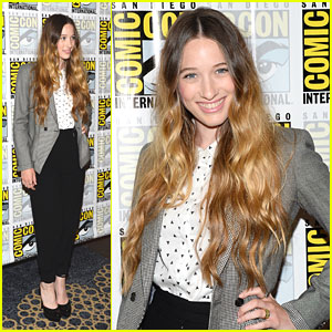 Sophie Lowe: 'Once Upon A Time In Wonderland' Panel at Comic-Con 2013
