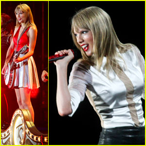 Taylor Swift: 'Light Em Up' with Patrick Stump - Watch Now!
