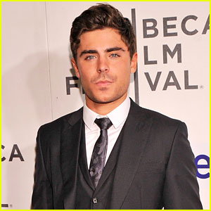 Zac Efron Reportedly In Talks for 'Star Wars'!