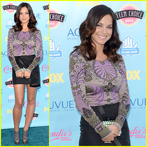 Alexis Knapp  - Teen Choice Awards 2013