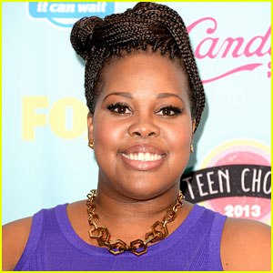 Amber Riley Reportedly Joins 'Dancing with the Stars' Cast!