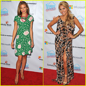 AnnaLynne McCord & Cassie Scerbo: 18 for 18 Benefit Beauties