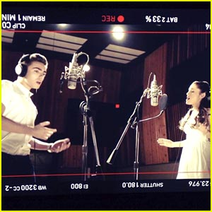 Ariana Grande & Nathan Sykes: 'Almost Is Never Enough' Video Teaser - Watch Now!