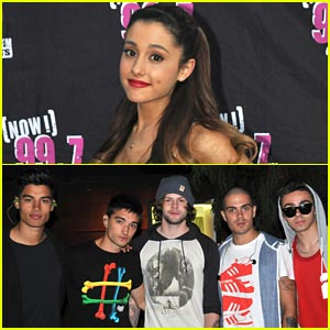 Ariana Grande: Summer Splash with The Wanted!