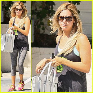 Ashley Tisdale: Christopher French is Her Perfect Guy
