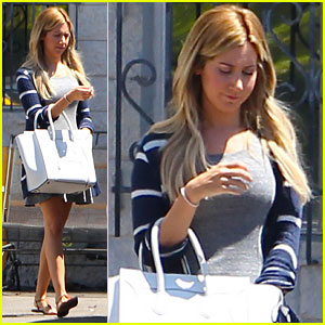 Ashley Tisdale Launches Brand New Website!