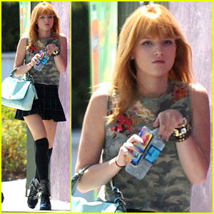 Bella Thorne: Day Out with Sister Dani!