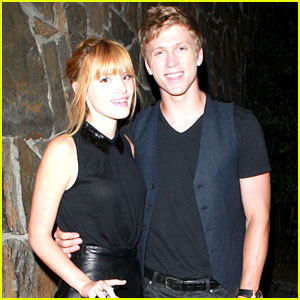 Bella Thorne & Tristian Klier: Benihana Dinner Duo!