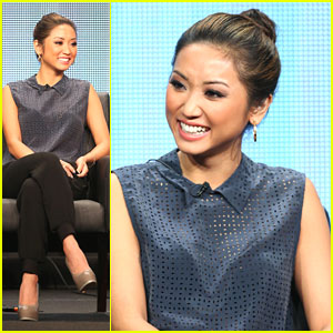 Brenda Song on 'Dads': 'I Love Being On A Show Where The Envelope Is Pushed'