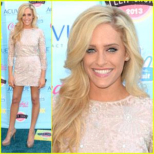 Carly Chaikin - Teen Choice Awards 2013