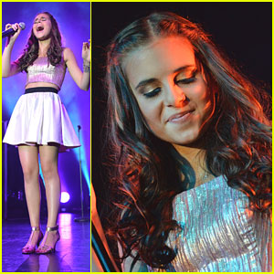 Carly Rose Sonenclar: Best Buy Theater Concert Pics!