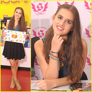 Carly Rose Sonenclar: 'It'Sugar' Meet & Greet in NYC!