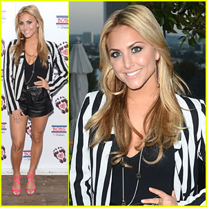 Cassie Scerbo: Bobs Summer Soiree 2013