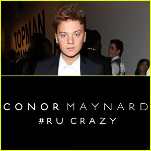 Conor Maynard: 'R U Crazy' Teaser - Listen Now!