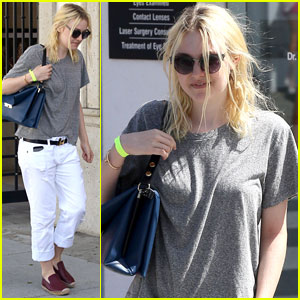 Dakota Fanning: Beverly Hills Beauty