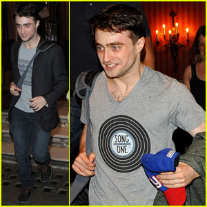 Daniel Radcliffe: My Acting Can Always Improve