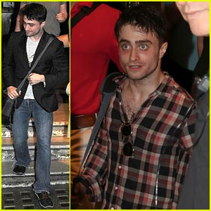 Daniel Radcliffe: 'Kill Your Darlings' Teaser - Watch Now!