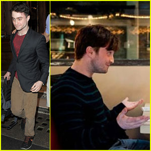 Daniel Radcliffe: 'The F Word' First Look!