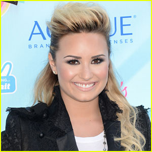Demi Lovato Reportedly Joining the Cast of 'Glee'